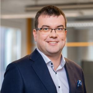 Elari Tammenurm, AS Creditinfo Eesti juhatuse liige (IT)